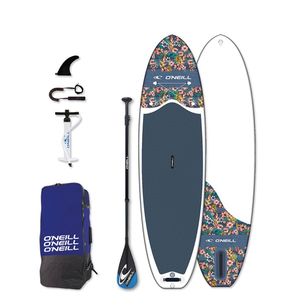 Bild von O'Neill 10'6 Flower inflatable Stand Up Paddle